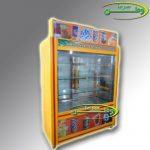 ساخت سفارشی یخچال ایستاده سوپرمارکت