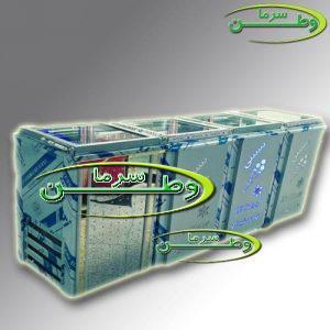 ساخت سفارشی یخچال فالوده