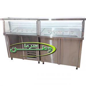 ساخت سفارشی کانتر گرم