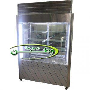 یخچال رستورانی چهار درب