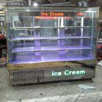 یخچال مکعبی آبمیوه بستنی فروشی