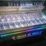 تاپینگ بستنی ۱۸ کاسه