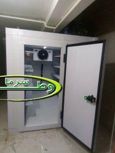 سردخانه گوشت و پروتئین